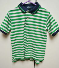 Polo Ralph Lauren Boys' Striped Collared T-Shirts, Tops & Shirts (2-16 Years)