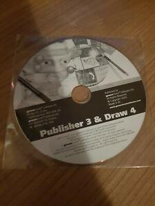 PUBLISHER 3 & DRAW 4 - PC DESKTOP