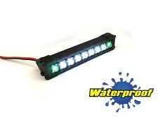 "Gear Head RC 1/10 Scale Terra Torch 3"" LED Light Bar - White and Green GEA1359"