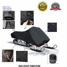 SKI DOO SAFARI 377 447 503 PREMIUM SNOWMOBILE STORAGE SLED COVER