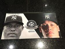 2020 New York Yankees Unused Season Ticket Book SPRING TRAINING Gleyber Torres