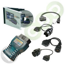 Sparpaket AGV4000 + moDiag Expert + OBD-I Adapterset Schnäppchen nur kurze Zeit!