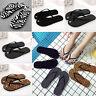 New Women Summer PU Flip Flops Slippers Flat Heel Brand Shoes Beach Casual