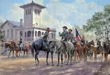 Unconquered Spirit by John Mort Kunstler s/n'd & numbered lithograph on paper