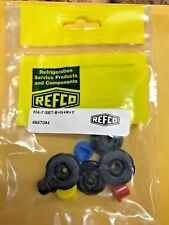 Refco 3 Amp 4 Way Refco Manifolds Replacement Knob Set M4 7 Set Bnry