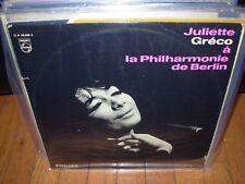 JULIETTE GRECO a la philharmonie de berlin ( world music ) france