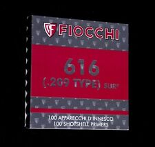 fiocchi   615 – 100 pz  #