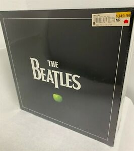 """Beatles """"The Beatles"""" 14xLP + Book Box Set Apple Sealed Stereo 180g Remastered"""