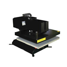 Microtec Heat Press Swing Away Tshirt Machine Top Quality SA-15/20 38x38/40x50cm