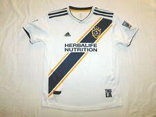 Adidas LA Galaxy Herbalife Nutrition Jersey Shirt #12 Climalite size M / L (28)