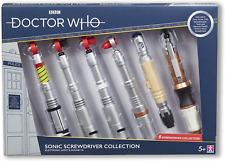 Doctor Who Screwdriver Collectors Set
