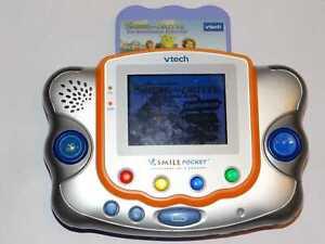 Vtech V.Smile Pocket Konsole + Spiel V.Tech V.Smile Handheld