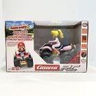 Nintendo Mario Kart 8 - Princess Peach 2.4 GHz Remote Control RC Car 1:20 Scale