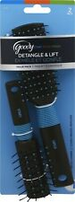 Goody Detangle & Lift Brush Value Pack BRAND NEW!!!