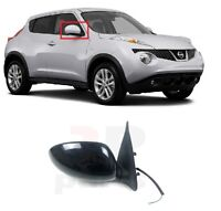 FOR NISSAN JUKE 2010 - 2014 NEW WING MIRROR ELECTRIC 3 PIN PRIMED RIGHT O/S