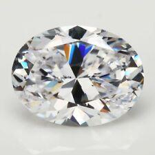 5.60ct Loose Oval Diamond 11*9 AAA Cut Full White VVS1 D Color