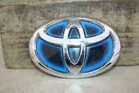 TOYOTA PRIUS TAILGATE BOOTLID BADGE EMBLEM 2010 TO 2015