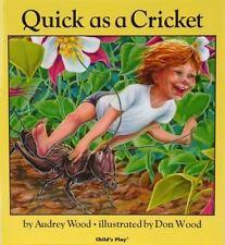 I'm as Quick as a Cricket / Veloz como el grillo (Spanish Edition)