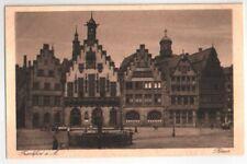 Ansichtskarte um 1900 aus Frankfurt am Main, Römer, unbeschrieben