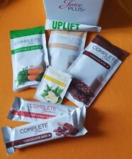 Juice Plus Pack Kit Découverte Booster Uplift Soupe Shake barre choco fruits
