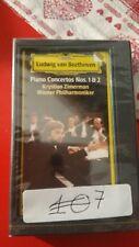 Cassette dcc Beethoven 1&2