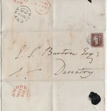 1845 =644= RINGWOOD NUMERAL POOR LAW COMMISSION W G LUMLEY RE EARL OF NORMANTON