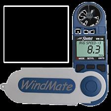WeatherHawk WM-100 WindMate Basic Handheld Wind Meter 27016