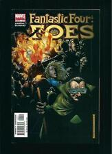 Tu four & ltfoes & GT us Marvel Comic vol.1 # 4of6/'05