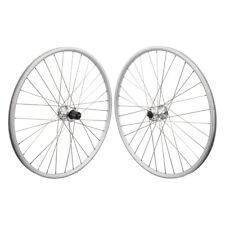 "WTB SX17 Rims 26"" White Mountain Bike MTB Wheelset 6B 32h Clincher Shimano/SRAM"
