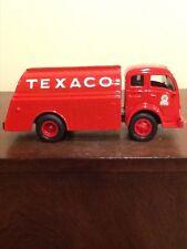 TEXACO 1949 WHITE TILT CAB TANK TRUCK BANK - ERTL 1996