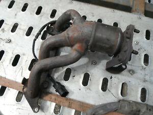 036178EAAA VW SKODA SEAT CATALYTIC CONVERTER MANIFOLD CAT POLO GOLF IBIZA