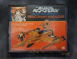 Buck Rogers Draconian Marauder in Box Vintage by Mego