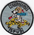 USAF 20th TASS Gunship Tigerhound Spud Snoopy Vietnam Patch .#7
