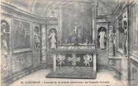 CPA 38 - DAUPHINE - Couvent de la grande Chartreuse - La Chapelle St-Louis