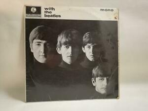 WITH THE BEATLES, THE BEATLES, EARLY MONO COPY