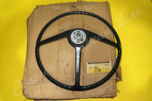 Opel Kadett B steering wheel / lenkrad. 913093 NOS.