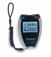 Stopwatch Professional Stopwatch 100 Turns Lap Oregon Scientific SL928D