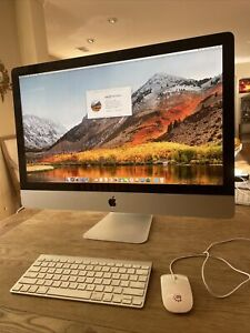 Apple iMac 27-inch 3.06 GHz Intel Core 2 Duo + 16GB RAM + 500 SSD- Super Fast!