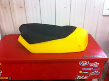 SKIDOO REV XP REV XR MXZ 500ss 600 800 1200 SEAT BLACK AND YELLOW