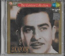 '' RAJ KAPOOR '' - THE GOLDEN COLLECTION - NEW BOLLYWOOD CD