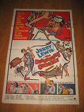 The Disorderly Orderly, Original 1sh Movie Poster
