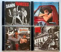 Damn Yankees / Bonham / Mr. Big CD Lot.