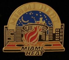 Miami Heat Pin~NBA~Basketball~1996 vintage