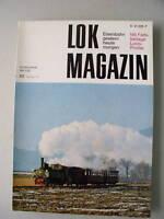 Lok Magazin Eisenbahn gestern heute morgen 83/1977
