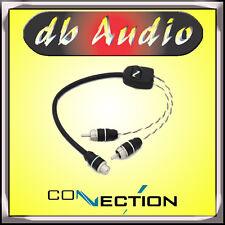 Connection Best BTM 030 BTM030 Cavo Y Sdoppiatore RCA 1 Femmina 2 Maschio