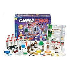 Thames & Kosmos Chemistry Chem C3000 Discovery Science Kit 333 Experiments