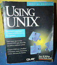 Using Unix: Special Edition