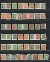 ROC1949 Government of the Liberated Areas of China 49 Chairman Mao Zedong Stamps