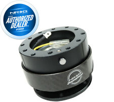 NEW NRG BALL LOCK QUICK RELEASE HUB **AUTHORIZED DEALER** CARBON FIBER SRK-200CF