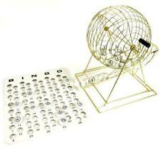 Deluxe Jumbo Professional Bingo Set (Ping Pong Style Balls)